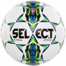 Мяч для футзала Select Futsal Attack white