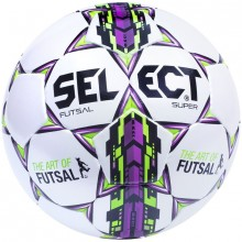 Мяч для футзала Select Futsal Super FIFA 2015 white