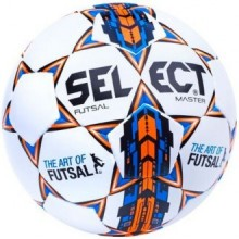 Мяч для футзала Select Futsal Master white