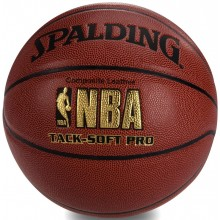 Баскетбольный мяч Spalding NBA Tack Soft Pro (арт. 3001523010017)