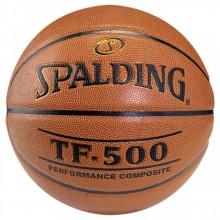 Баскетбольный мяч Spalding TF-500 Composite Leather