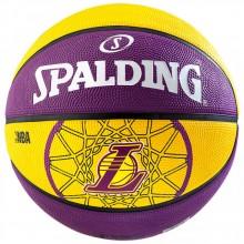 Баскетбольный мяч Spalding TEAM LAKERS