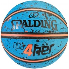 Баскетбольный мяч Spalding NBA 4her