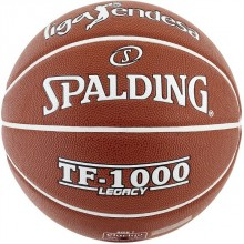 Баскетбольный мяч Spalding TF-1000 Legacy Liga Endesa Official Ball