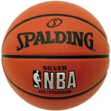 Баскетбольный мяч Spalding NBA Silver Outdoor