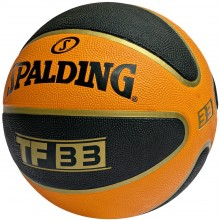 Баскетбольный мяч для стритбола 3х3 Spalding TF-33