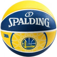 Баскетбольный мяч Spalding NBA TEAM GOLDEN STATE WARRIORS