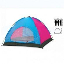 Палатка универсальная 4-х местная SY-013 (р-р 2х2,2х1,35м, PL)