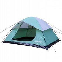 Палатка 4-х местная туристическая SOLEX (82115GN4)