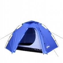 Палатка универсальная 2-х местная с автоустановкой SOLEX (82134BL2)