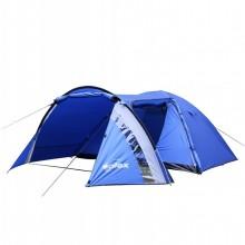 Палатка 4-х местная универсальная SOLEX (82191BL4)