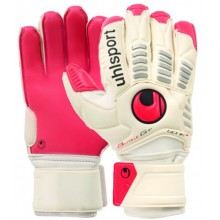 Вратарские перчатки Uhlsport Ergonomic Absolutgrip Bionik Plus (red palm)