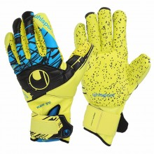 Вратарские перчатки Uhlsport Speed Up Now Supergrip Finger Surround