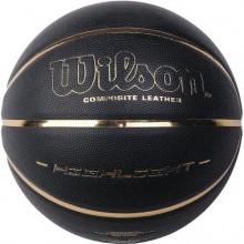 Баскетбольный мяч Wilson HIGHLIGHT BLGO SS16