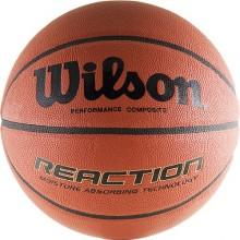 Баскетбольный мяч Wilson REACTION SZ5,6 BASKTBALL SS14