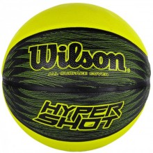 Баскетбольный мяч Wilson HYPER SHOT SS15
