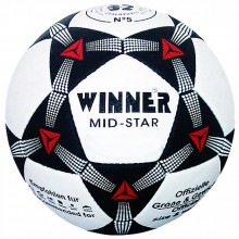 Мяч для футбола Winner Mid Star