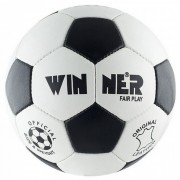 Мяч для футбола Winner Fair Play (Кожаный мяч)