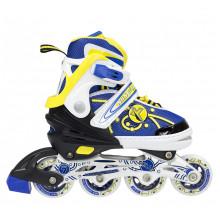 Роликовые коньки Nils Extreme NA1152A Size 39-42 Yellow