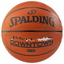 Баскетбольный мяч Spalding Downtown (оранжевый; размер 7)