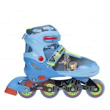 Роликовые коньки Nils Extreme NJ4605A Size 30-33 Blue