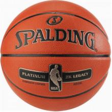 Мяч баскетбольный Spalding NBA Platinum ZK Legacy Size 7