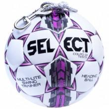 Футбольный мяч для тренировок Select Colpo Di Testa (для тренировок на шнурке)