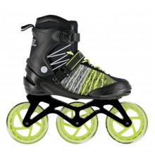 Роликовые коньки Nils Extreme NA1206 Size 40 Black/Green