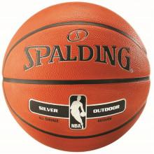 Баскетбольный мяч Spalding NBA Silver Outdoor (размер 7)