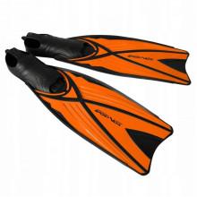 Ласты SportVida SV-DN0006-M Size 40-41 Black/Orange