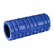 Массажный ролик (валик, роллер) 4FIZJO 33 x 14 см 4FJ0026 Blue