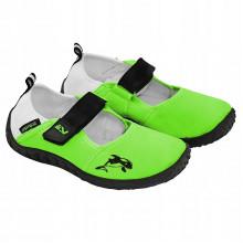 Обувь для пляжа и кораллов (аквашузы) SportVida SV-DN0010-R34 Size 34 Green