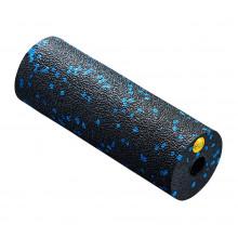 Массажный ролик (валик, роллер) 4FIZJO Mini Foam Roller 15 x 5.3 см 4FJ0035 Black/Blue