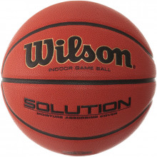 Баскетбольный мяч Wilson Solution FIBA (размер 7)