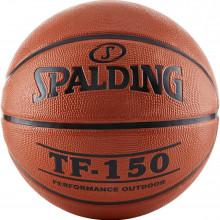 Мяч баскетбольный Spalding TF-150 Outdoor FIBA Logo Size 5