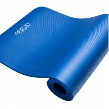 Коврик (мат) для йоги и фитнеса 4FIZJO NBR 1.5 см 4FJ0112 Blue