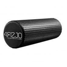 Массажный ролик (валик, роллер) 4FIZJO EVA 45 x 15 см 4FJ0120 Black