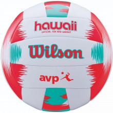 Волейбольный мяч Wilson AVP Hawaii Red WTH482696XB (для пляжного волейбола)