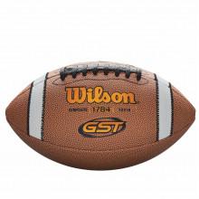 Мяч для американского футбола Wilson GST Composite Standart WTF1780XB