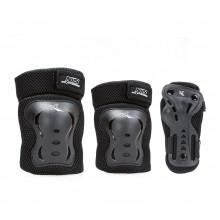 Комплект защитный Nils Extreme H706 Size L Black