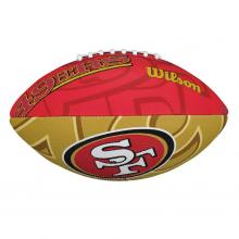 Мяч для американского футбола Wilson NFL WTF1534XBSF (детский мяч)