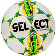 Мяч для футбола Select Campo Pro 386000 320 (размер 3)