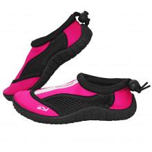 Обувь для пляжа и кораллов (аквашузы) SportVida SV-GY0001-R32 Size 32 Black/Pink