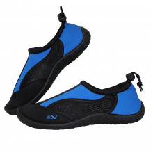 Обувь для пляжа и кораллов (аквашузы) SportVida SV-GY0002-R39 Size 39 Black/Blue