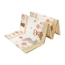 Развивающий детский коврик двухсторонний 4FIZJO KIDS 200 x 155 x 1 см 4FJ0166