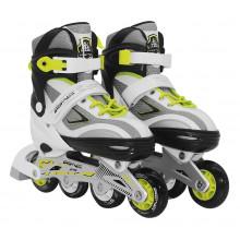 Роликовые коньки SportVida SV-LG0053 Size 39-42 Grey/Yellow