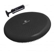 Балансировочная подушка (сенсомоторная) массажная Springos FA0080 Black