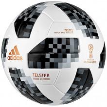 Футбольный мяч Adidas Telstar Mini (мини-мяч, для детей до 6 лет)