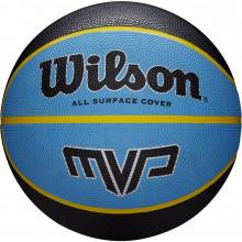Баскетбольный мяч Wilson MVP Blue WTB9017XB05 (размер 5)