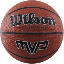 Баскетбольный мяч Wilson MVP Brown WTB1417XB05 (размер 5)
